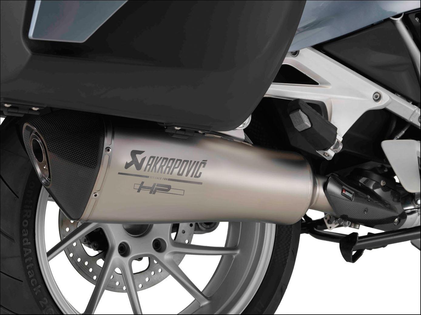Hp スポーツマフラー R 1200rt ディーラーオプション Bmw Motorrad